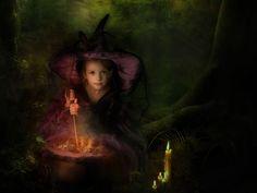 Little Witch by ~arite on deviantART