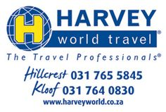 Harvey World Travel - Hillcrest & Kloof. When it comes to your honeymoon, we take the headache and hassle away, allowing you to focus on the more important aspects of your special day.