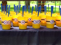 @Guadalupe Sosa @romina garcia we can easily do this!! Just yellow cups and a printout.