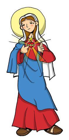 La fiesta del Inmaculado Corazón de María se celebra el 3er sábado después de Pentecostés, el sábado que sigue al viernes en que se c...