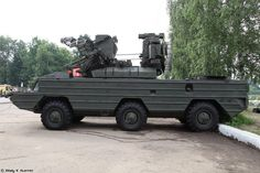 Russian Red Star Russia Vehicle Military Army Combat Armored 9K33M3-Osa-AKM 4000x2667 (4) wallpaper background