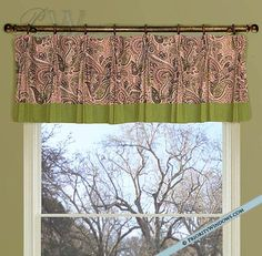 like the rod scale for the big kitchen windowdoor find hw at work price out 2 panels straight pinch pleat valance on rings idea for kitchen windows - Kitchen Window Valances