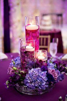 Glamorous Purple Wedding Ideas | Weddings | Pinterest | Purple ...