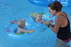 Learn 10 tips for swimming pool safety to keep your twins safe this summer, plus a Duo Twin Pool Float giveaway from Stuff 4 Multiples! Twin Girls, Twin Babies, Beach Babies, Twins Announcement, Twin Toddlers, Bed Wetting, Raising Twins, Pool Floats, Toddler Toys