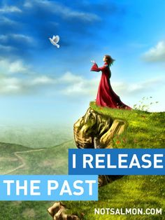 released... Gratitude that it brought me to a place of compassion and understanding