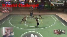 NBA 2K16 MyPark - 11 Assist Challenge!