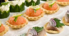 Party Platters - Foods Offered in a Cocktail Party