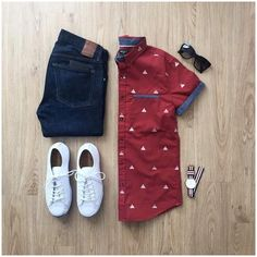 Mens Fashion Trends For 2018 - Top Fashion For Men Traje Casual, Casual Wear, Casual Outfits, Men Casual, Fashion Outfits, Fashion Tips, Fashion Trends, Fashion Sale, Casual Shirt