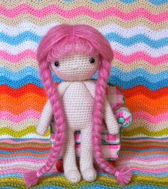 Biscuit's House: Ma poupée au crochet, deuxième édition