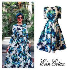 Esin Ertan 2015 Sonbahar  elbise: #esinertan  Fall 2015 Dress: #esinertan