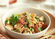 Recetas de cocina: 8 Aderezos saludables para tus ensaladas - Adelgazar en casa Empanadas, Deli, Guacamole, Potato Salad, Salads, Homemade, Health, Ethnic Recipes, Food