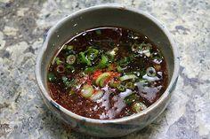 Japanese Shabu Shabu-Ponzu Sauce and Sesame sauce