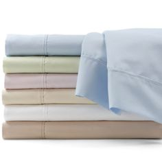 sealy 300thread count sateen deeppocket sheets grey twin deep pocket sheets and bath - Royal Velvet Sheets