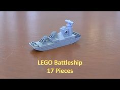 Lego War, Lego Worlds, Battleship