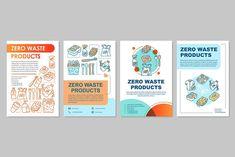 Creative Brochure, Brochure Design, Brochure Template, Flyer Design, Design Flyers, Leaflet Printing, Design Food, Leaflet Design, Magazine Layout Design