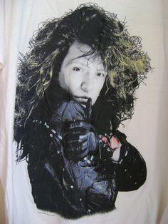 Vintage AMAZING Bon Jovi Concert Tour T Shirt 1989 by boobooretro, $45.00