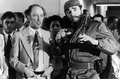 Image result for justin trudeau pierre trudeau