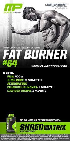 Fat burner #64