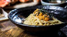 Japanese style spaghetti