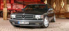 #Mercedes 560 SEC aus Kennerhand #mercedesfans #cars