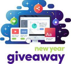 With 2017 winding down and 2018 right around the corner, we wanted to say thank you for supporting our cause, and appreciate your continued support. We invite you to join our giveaway!