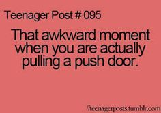 Image result for that awkward moment when teenager post