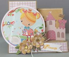 Marianne Design, Deco, Paper Crafts, Cards, Scrapbooking, Castles, Gifts, Children, Deko