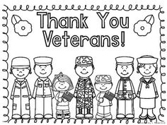 Happy Veterans Day Worksheets School and Social studies