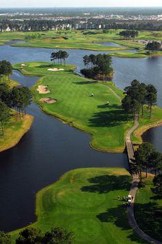 Myrtle Beach Golf Holiday @GolfDest / Golf Dest