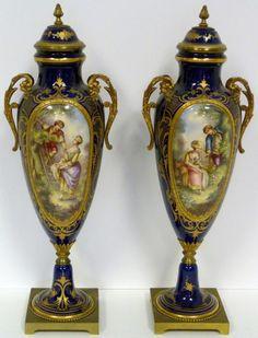antique porcelain vase - Google Search
