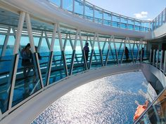 Cruising on the Regal Princess, the newest ship in the Princess Cruises fleet.
