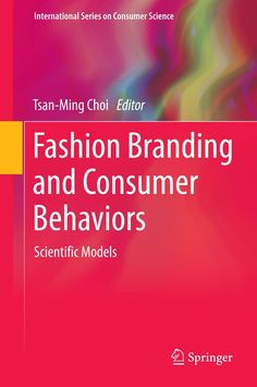 This book presents eye-opening theory, literature review and original research on the mutual influence of branding strategies and consumer response. Contributors use multiple methods to analyze consumers' psychosocial needs and the extent that their fulfillment goes beyond the usefulness or value of the items they purchase as well as the fashion industry's means of communicating brand identity and enhancing brand loyalty  (...)