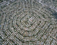 Eden Prairie, Florida Urban Sprawl in the United States: 10 Incredible Aerials by http://christophgielen.com/
