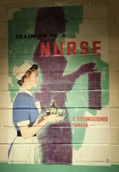 Train to be a nurse!