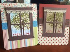 Swinging in a Sheltering Tree by hlamb0225 - Cards and Paper Crafts at Splitcoaststampers