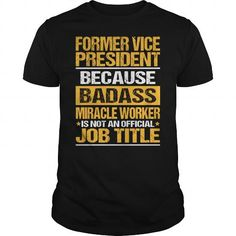 AWESOME TEE FOR FORMER VICE PRESIDENT T-SHIRTS, HOODIES (22.99$ ==► Shopping Now) #awesome #tee #for #former #vice #president #SunfrogTshirts #Sunfrogshirts #shirts #tshirt #hoodie #tee #sweatshirt #fashion #style