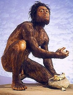 """Jonny's Child"": Homo habilis (Circa 2,400,000 BCE – 1,400,000 BCE) : HistoryofInformation.com"