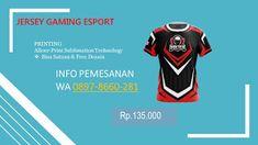 Download 10 Ide 0897 8660 281 Jual Jersey Gaming Esport Bawah Perut Kaos Pria Mockup