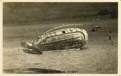 Crash of the USS Shenandoah.