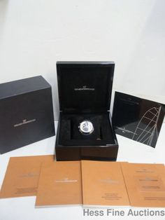 Collectors Girard Perregaux BMW Oracle Racing Challenger Watch Lmt Ed. Box #GirardPerregaux #Sport