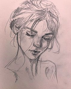 sketch today ✍🏻 This 10 mnts doodle describes me so well. Last sketch today ✍🏻 This 10 mnts doodle describes me so well. Relax with the pencil drawing Original Portrait Drawing by Louis-francois Alarie Pencil Art Drawings, Art Drawings Sketches, Art Du Croquis, Art Photography Portrait, Beginner Art, Portrait Sketches, Inspiration Art, Doodle Art, Doodle Sketch