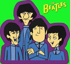 Today, in Saturday morning TV cartoons got a new show - The Beatles debuted today 49 years ago. The series would run until 1969 Classic Cartoon Characters, Classic Cartoons, Cartoon Tv, Disney Characters, Fictional Characters, Retro Cartoons, I Am The Walrus, Beatles Band, Classic Rock Bands