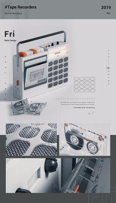 Kitchen Industrial Design, Industrial Design Portfolio, Portfolio Design, Modern Industrial, Web Design, Retro Design, Layout Design, Graphic Design, Design Trends