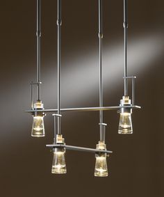 17 best hubbardton forge ao glass images on pinterest pendant adjustable pendant erlenmeyer with thick blown glass cones hubbardton forge aloadofball Image collections