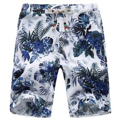 0b666f21bac2 XMY3DWX Summer casual shorts Men s fashion floral shorts Men s new line  with printed shorts-in Shorts from Men s Clothing   Accessories on  Aliexpress.com ...