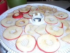 Apple Chips Recipe for Food Dehydrator