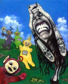 Manson by doublenape