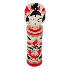kokeshi doll -hand made, $14