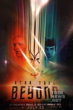 Star Trek Beyond (Justin Lin - 2016) ☆☆