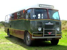 The Flying Tortoise: From An Old Wreck To One Of The Most Beautifully Restored Bedford Housebuses You'll Ever Have The Pleasure Of Seeing...